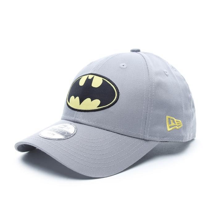New Era Batman 9Forty Çocuk Gri Şapka