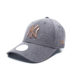 New Era New York Yankees 9Forty Unisex Gri Şapka