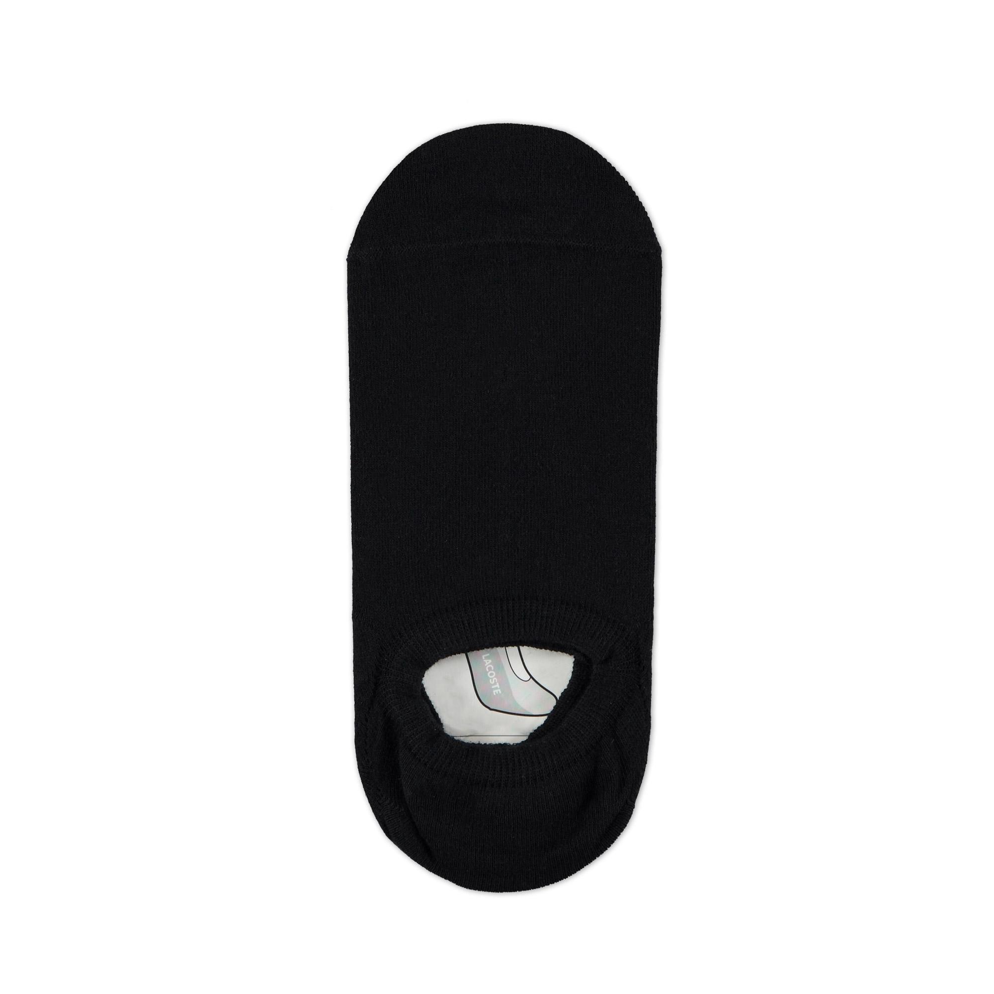 Lacoste Unisex Babet Siyah Çorap
