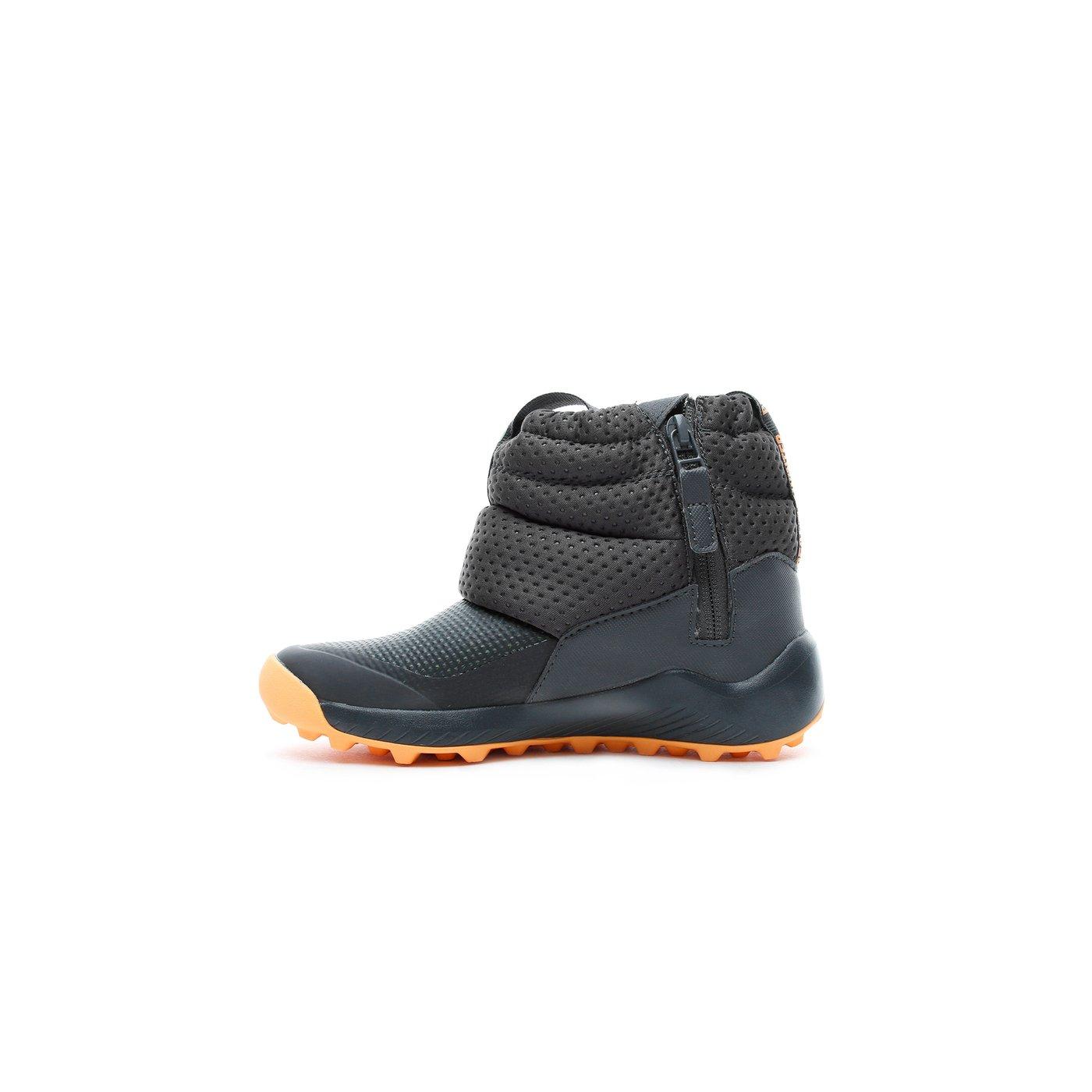 adidas RapidaSnow Bebek Siyah-Turuncu Bot