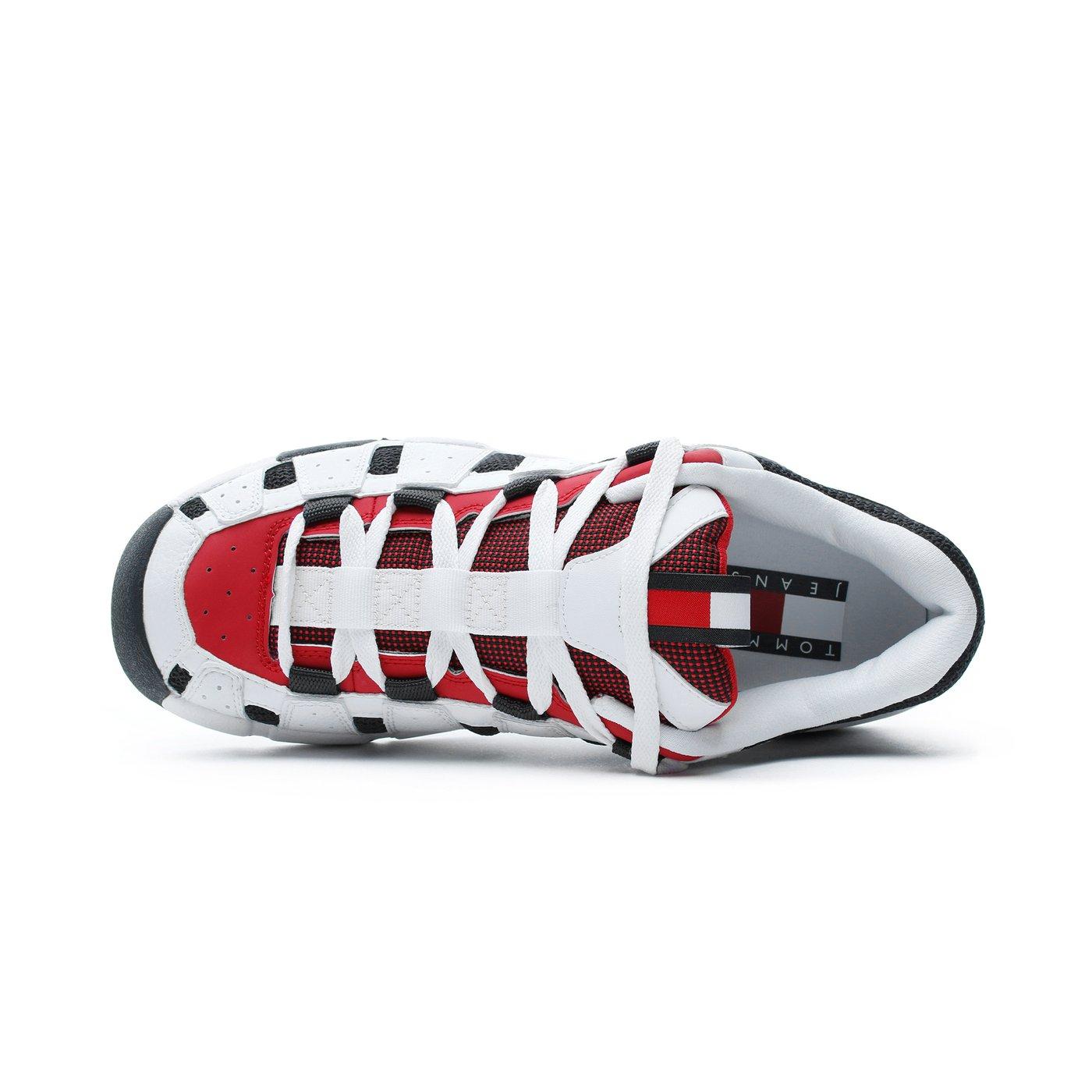 Tommy Hilfiger Heritage Chunky Erkek Beyaz Spor Ayakkabı