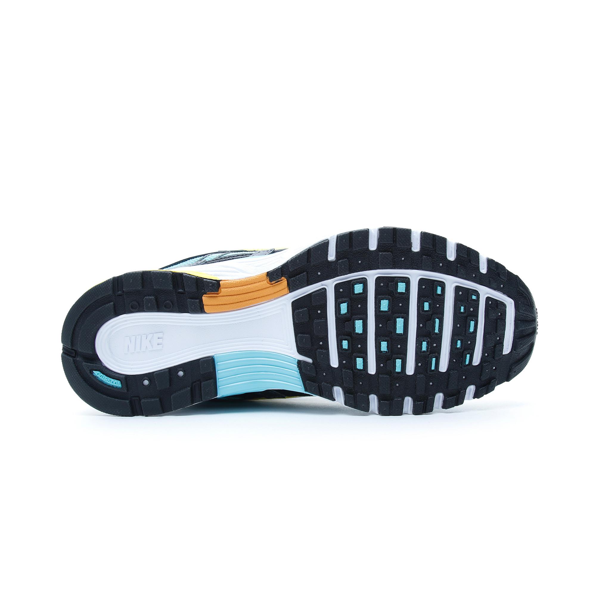 Nike P-6000 Kadın Mavi-Siyah Spor Ayakkabı