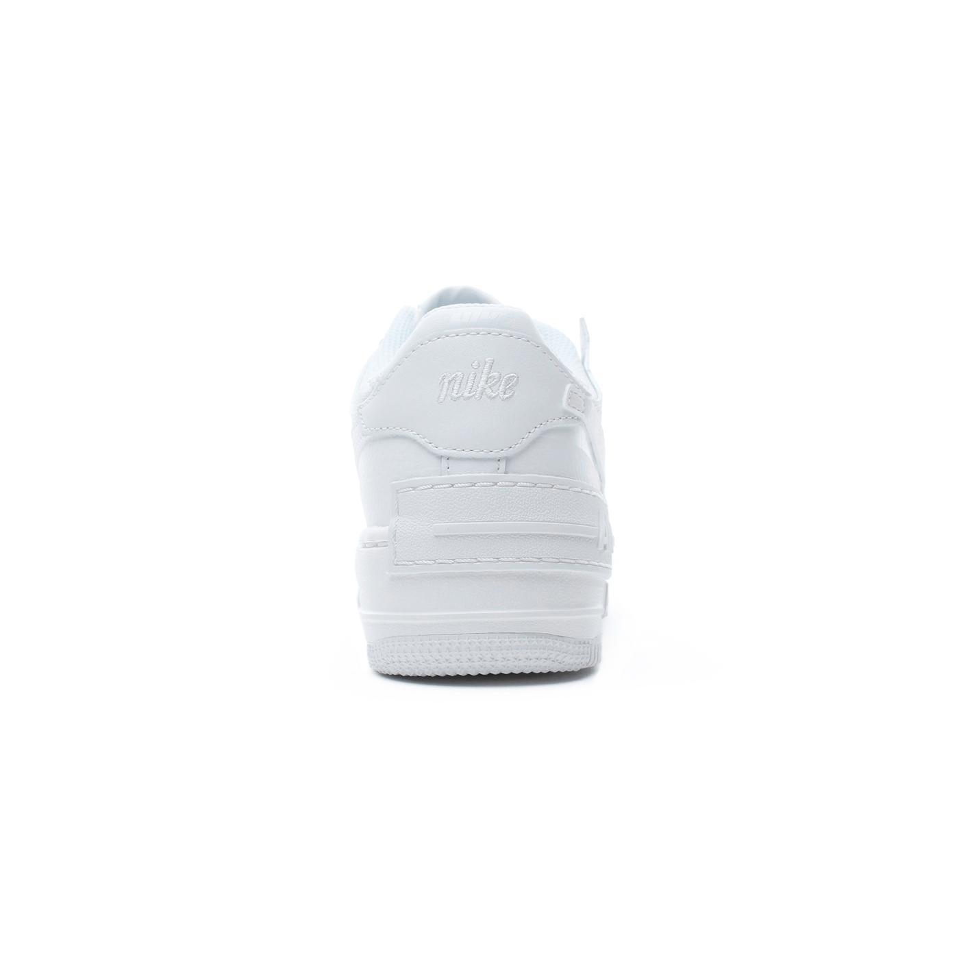 Nike AF1 Shadow Beyaz Kadın Spor Ayakkabı