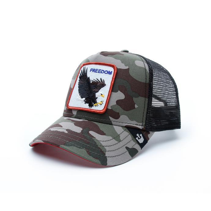 Gooring Bros Freedom Unisex Yeşil Şapka