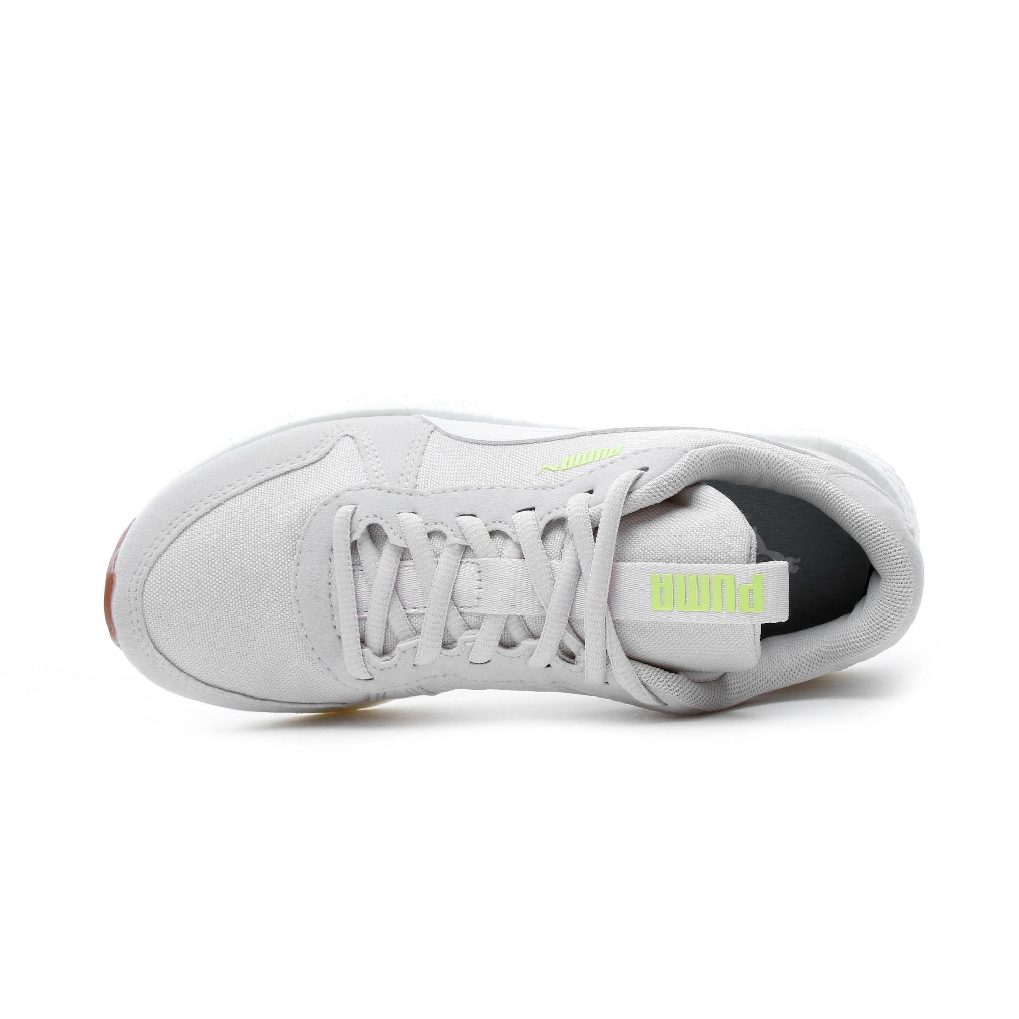 Puma Nrgy Neko Retro Kadın Gri Spor Ayakkabı
