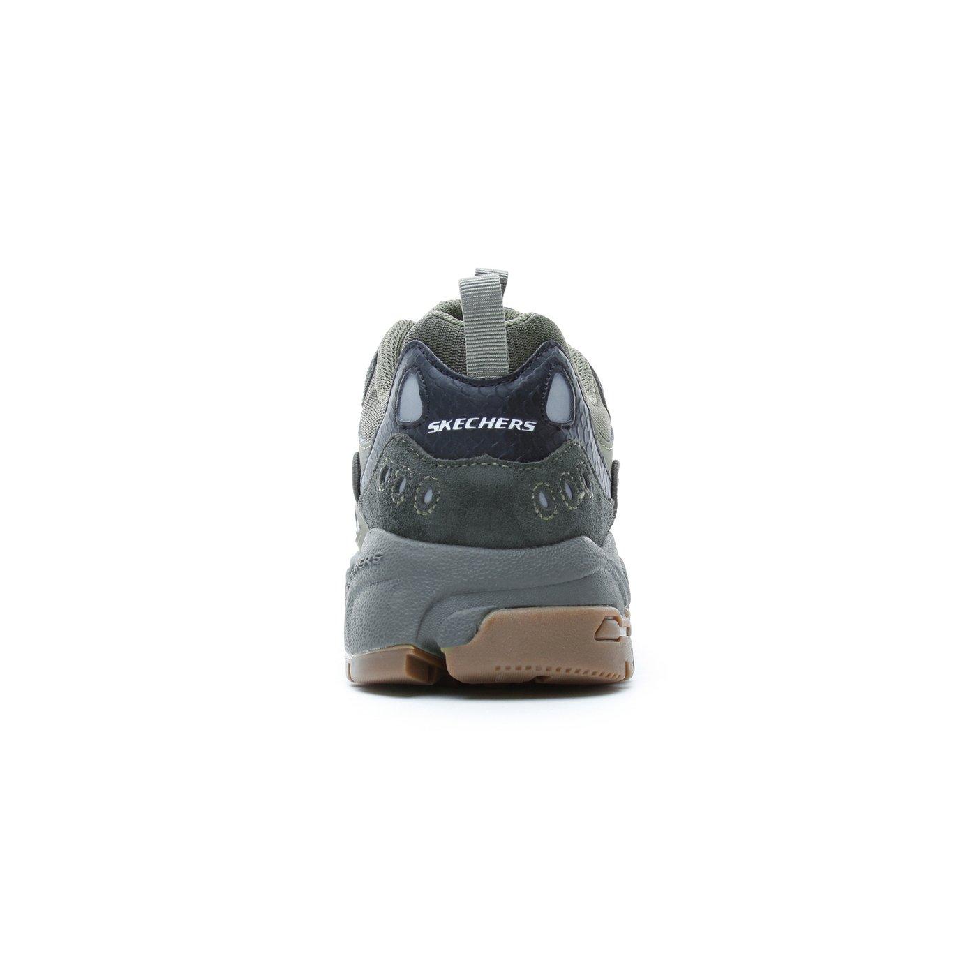 Skechers Stamina Yeşil Erkek Spor Ayakkabı