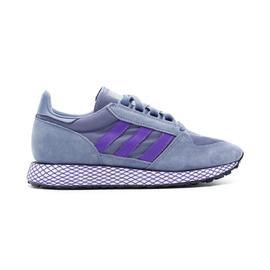 adidas Forest Grove Kadın Mor Spor Ayakkabı