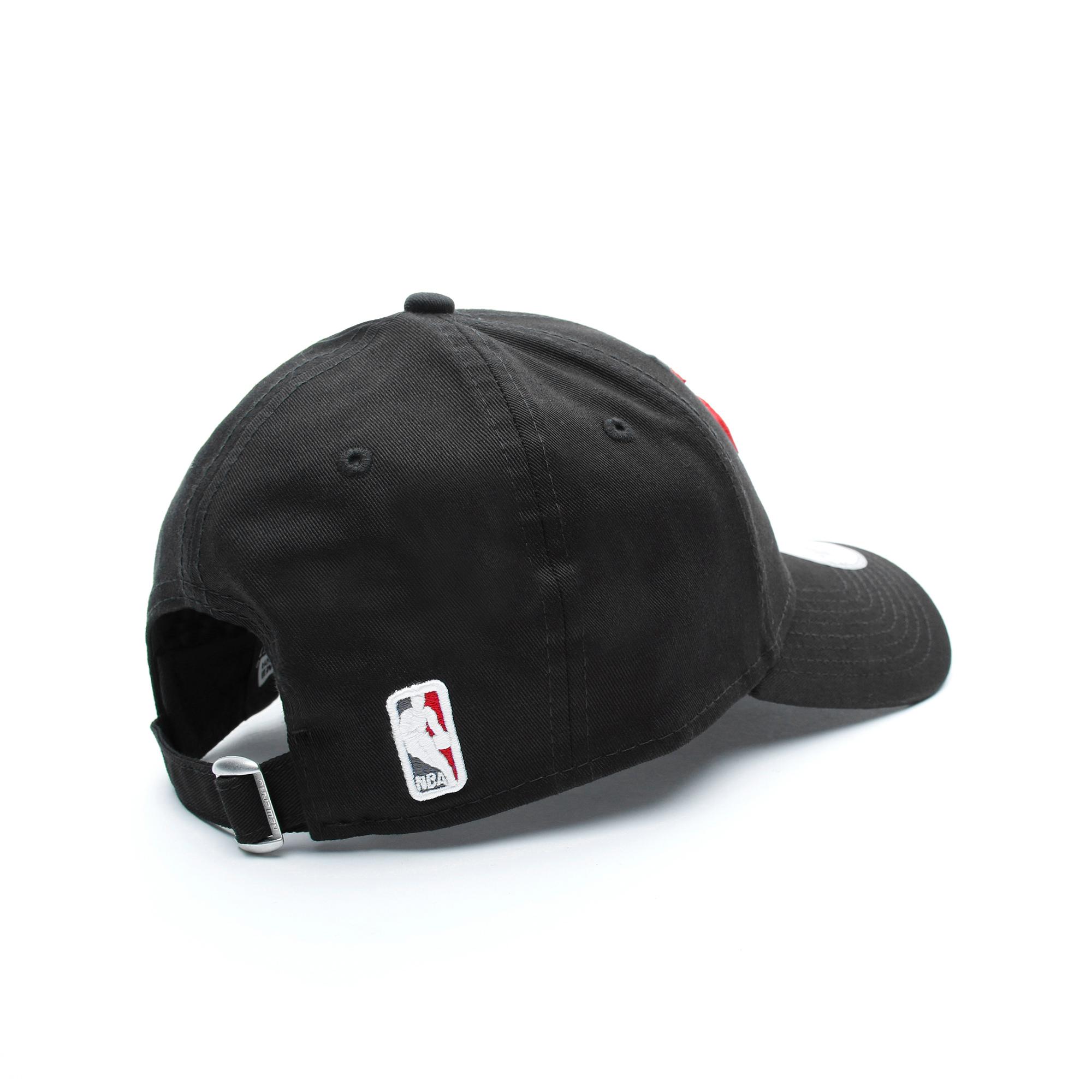 New Era Toronto Raptors Unisex Siyah Şapka
