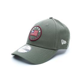 New Era USA Flagged Unisex Yeşil Şapka