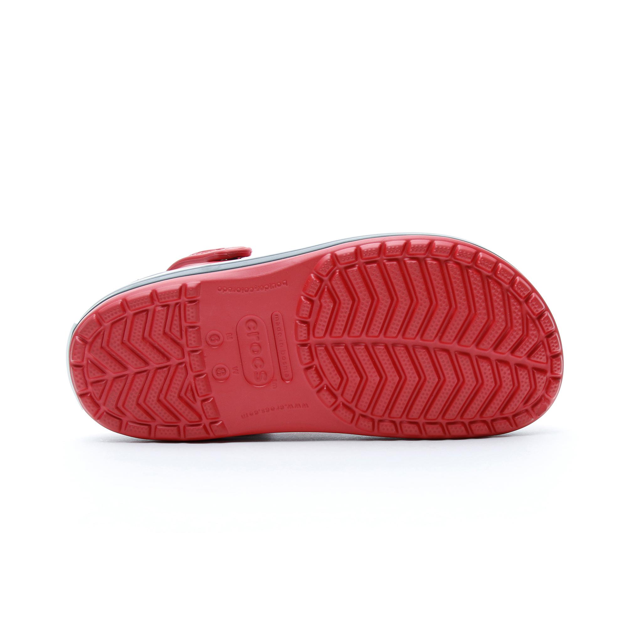 Crocs Crocband Unisex Kırmızı Terlik