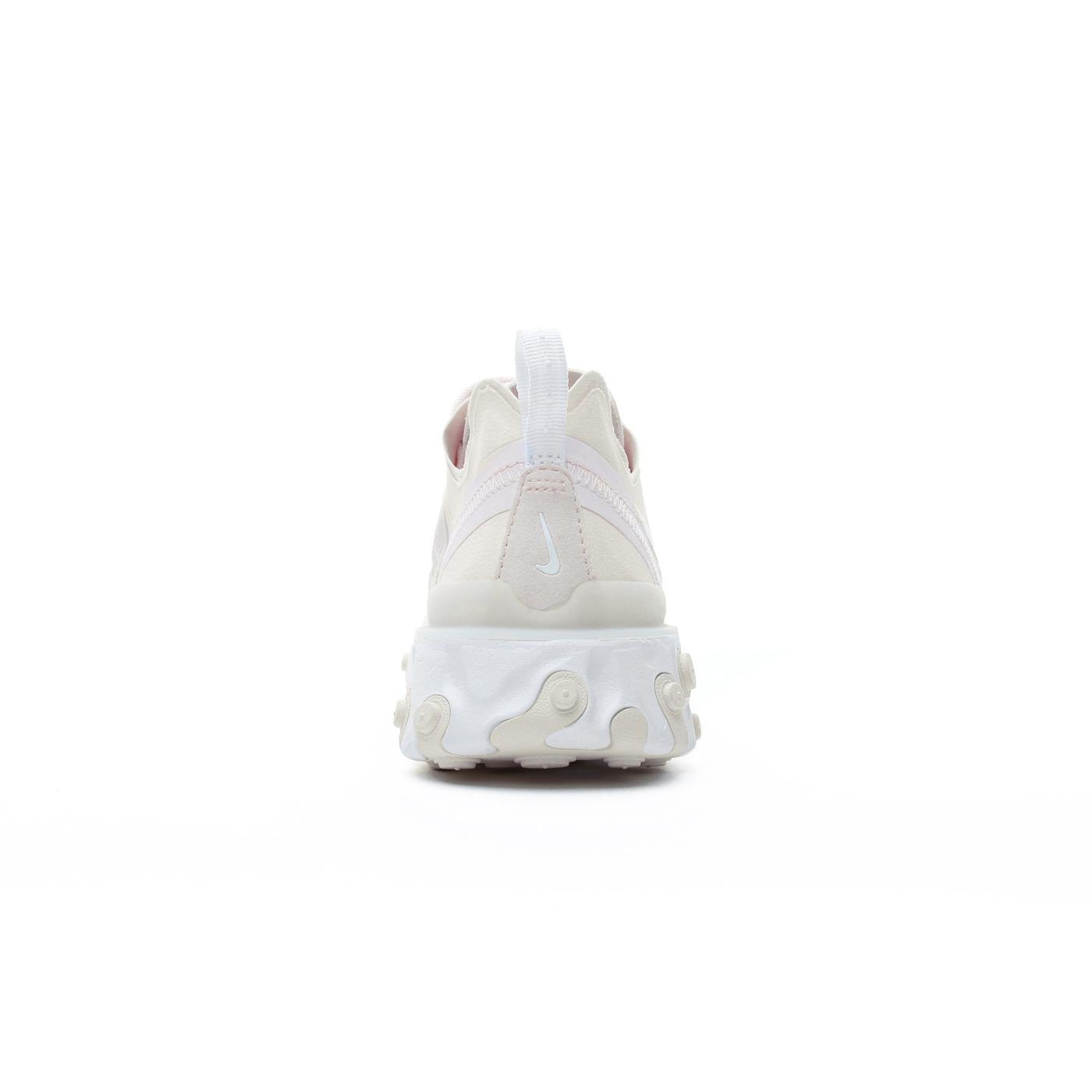 Nike React Element 55 Kadın Pembe Spor Ayakkabı