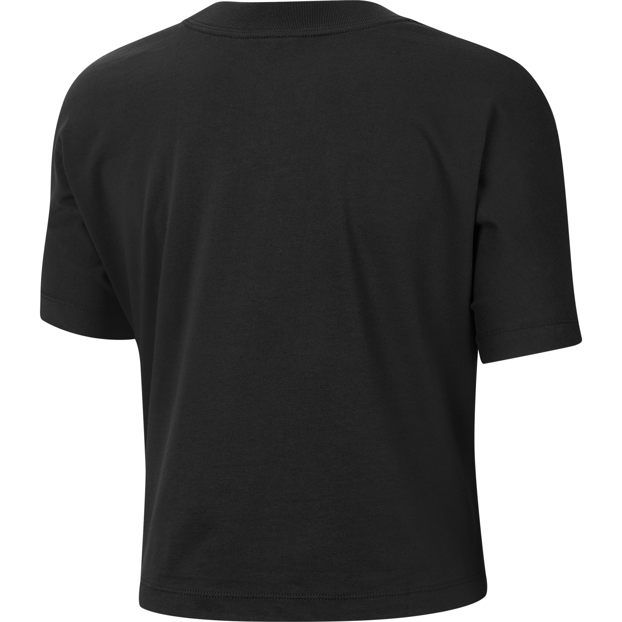 Nike Sportswear Swoosh Kadın Siyah T-Shirt