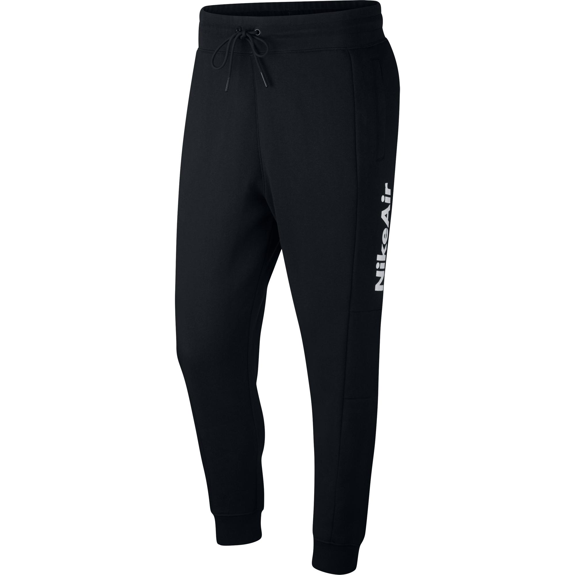 Nike Sportwear Air Erkek Siyah Eşofman Altı
