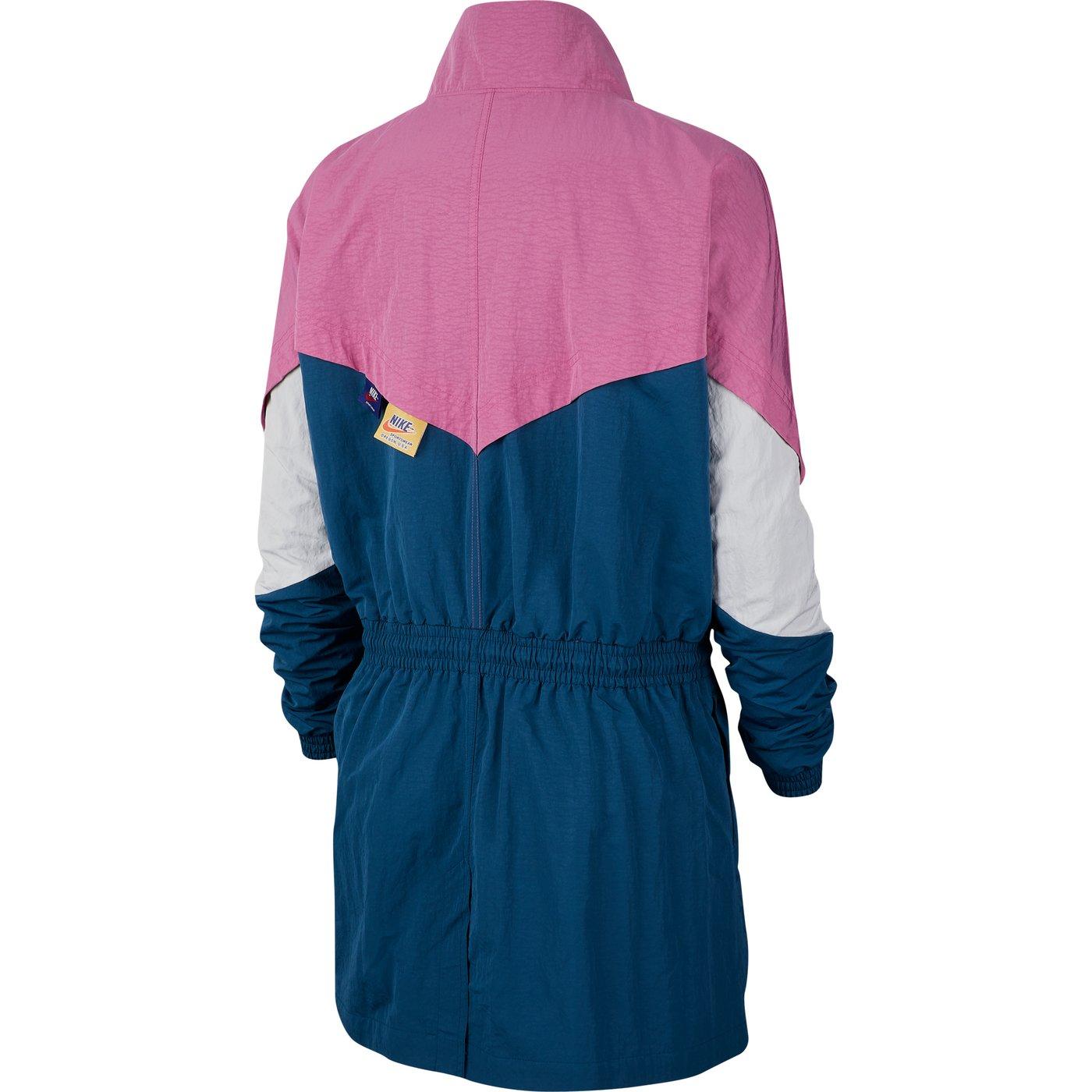 Nike Sportswear Kadın Lacivert-Pembe Ceket