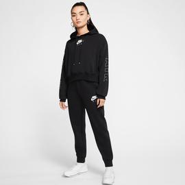 Nike Sportswear Air Fleece Kadın Siyah Eşofman Altı