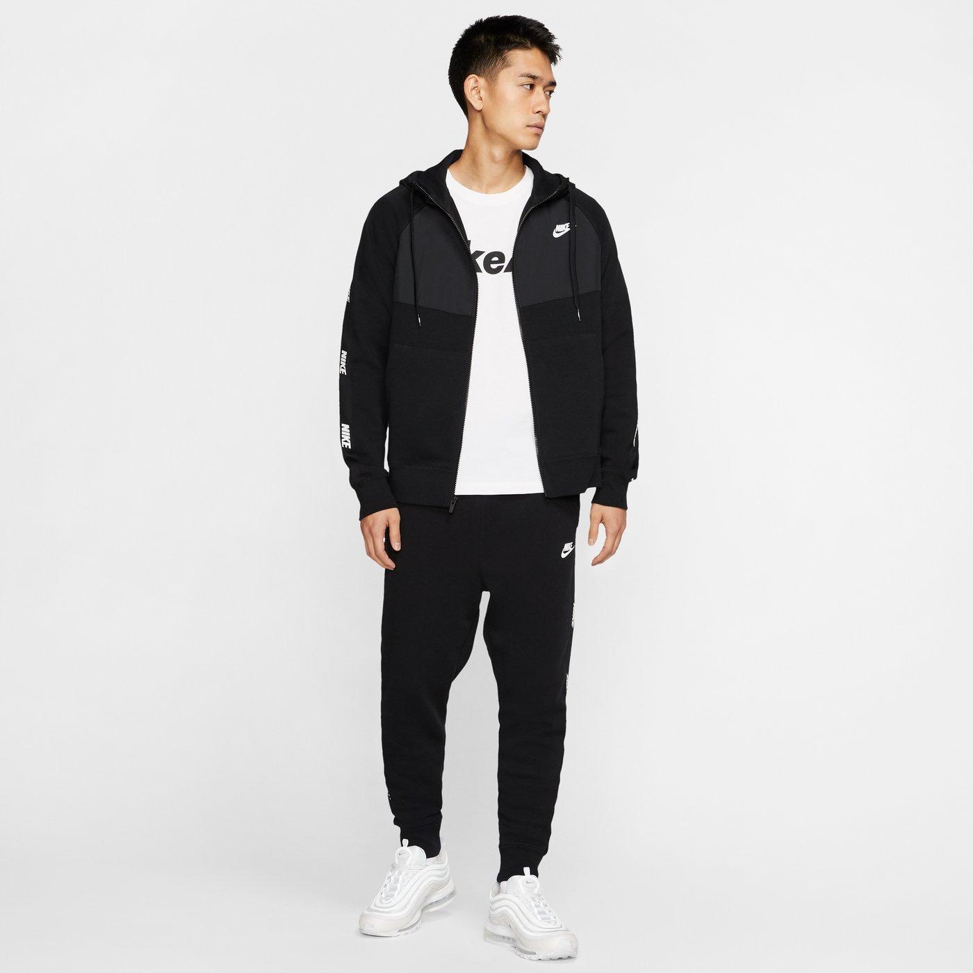 Nike Sportswear Air Erkek Beyaz T-Shirt