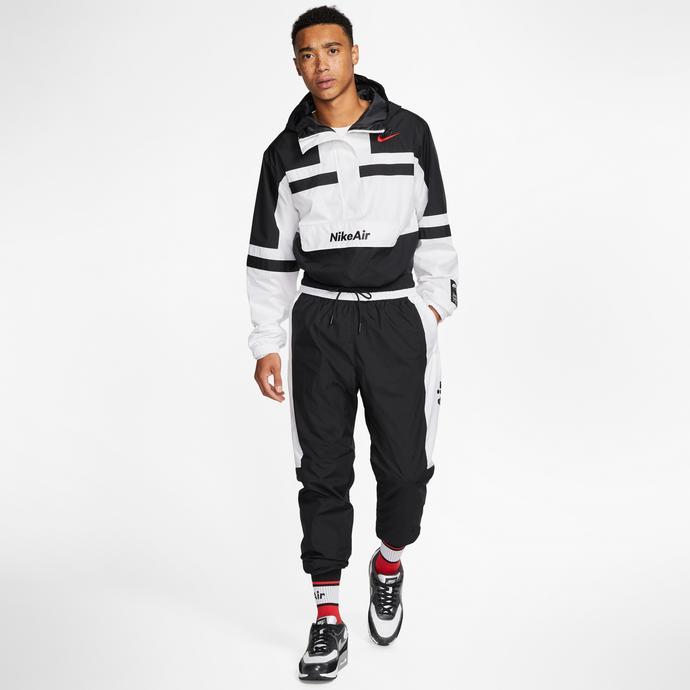 Nike Sportswear Air Erkek Siyah Eşofman Altı