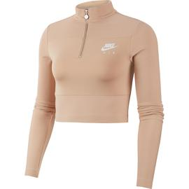 Nike Sportswear Air Kadın Bej Uzun Kollu T-Shirt