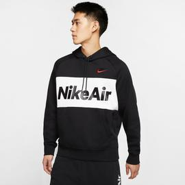 Nike Sportswear Air Erkek Siyah Kapüşonlu Sweatshirt