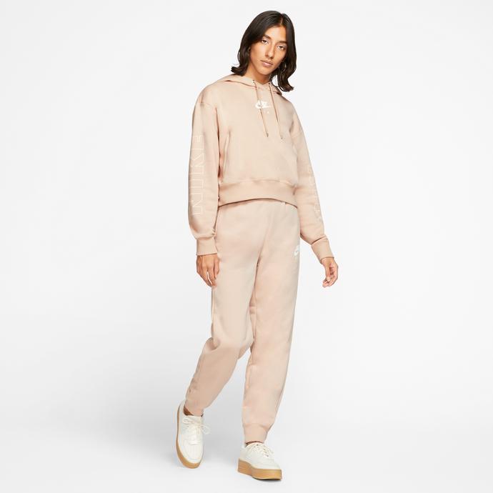 Nike Sportswear Air Fleece Kadın Pembe Eşofman Altı