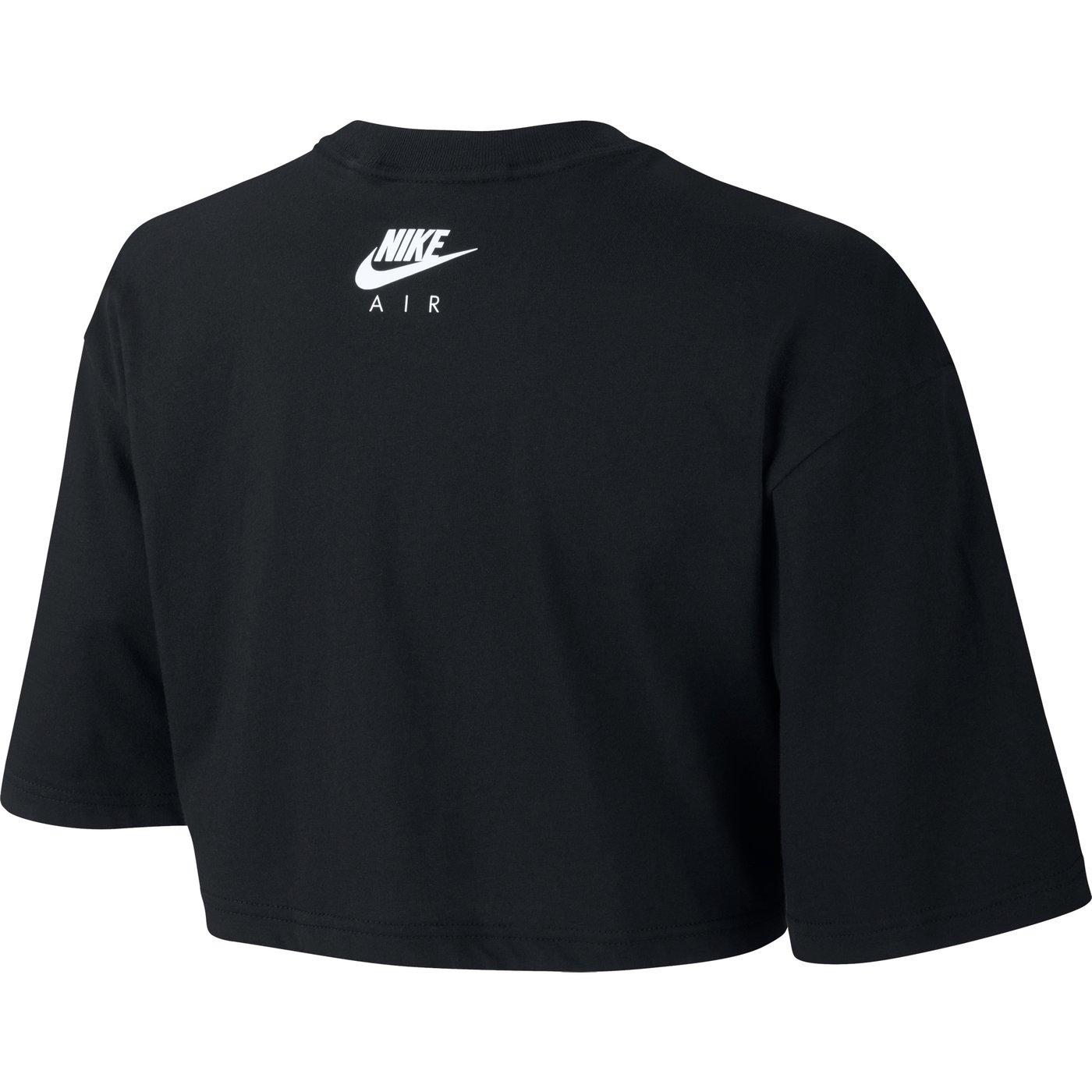 Nike Sportswear Air Kadın Siyah T-Shirt