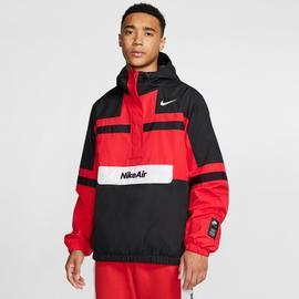 Nike Sportswear Air Erkek Kırmızı-Siyah Ceket