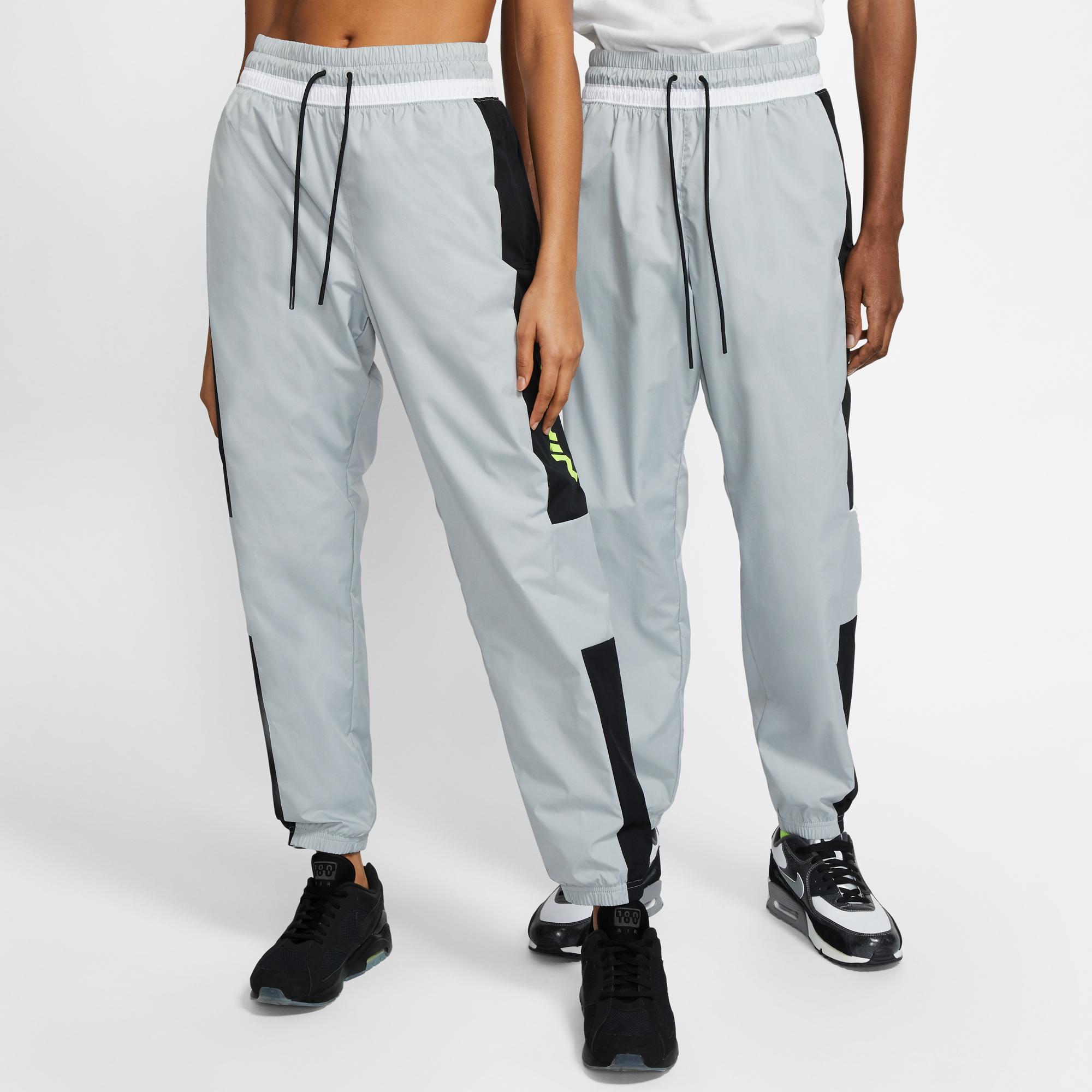 Nike Sportswear Air Erkek Gri Eşofman Altı