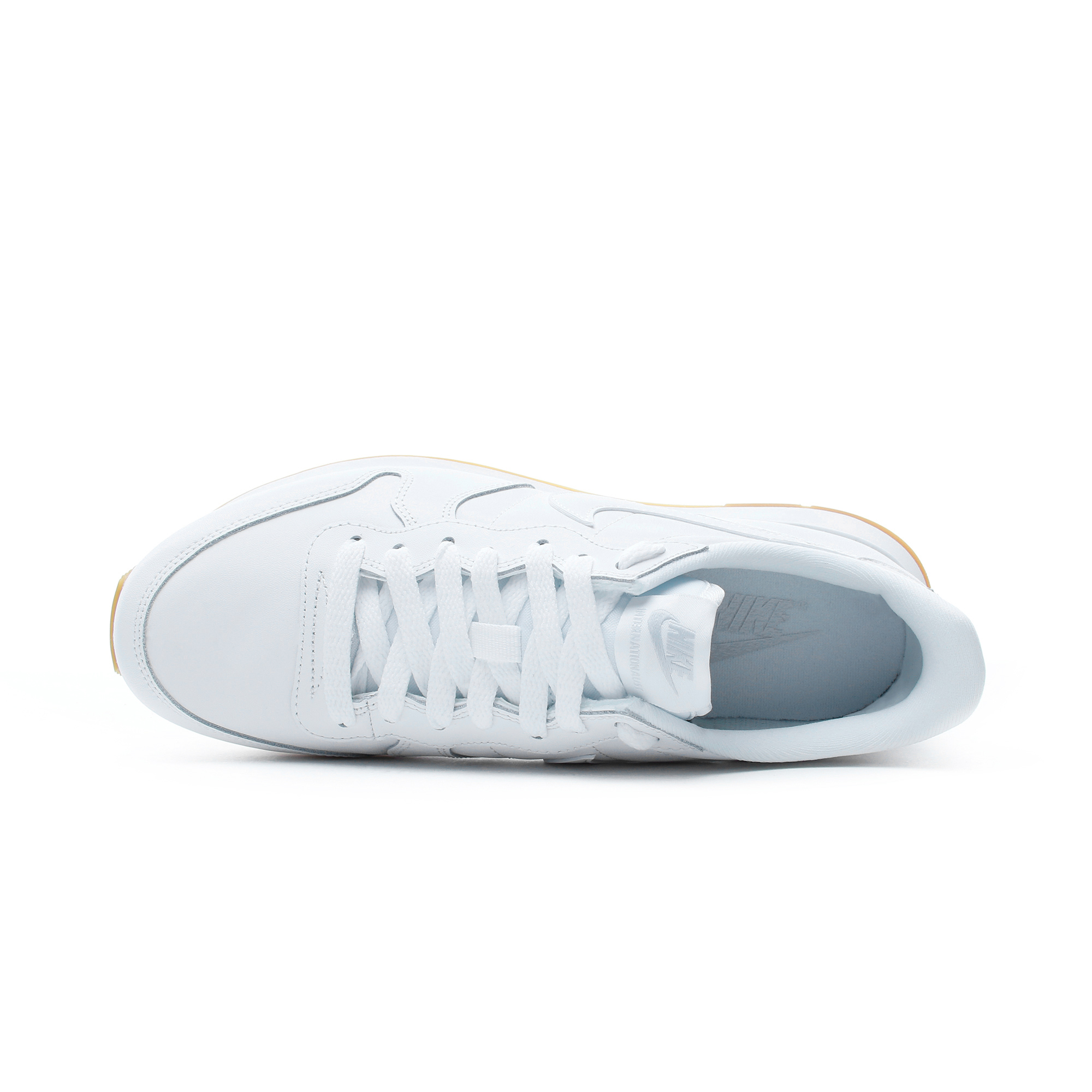 Nike Internationalist Kadın Beyaz Sneaker