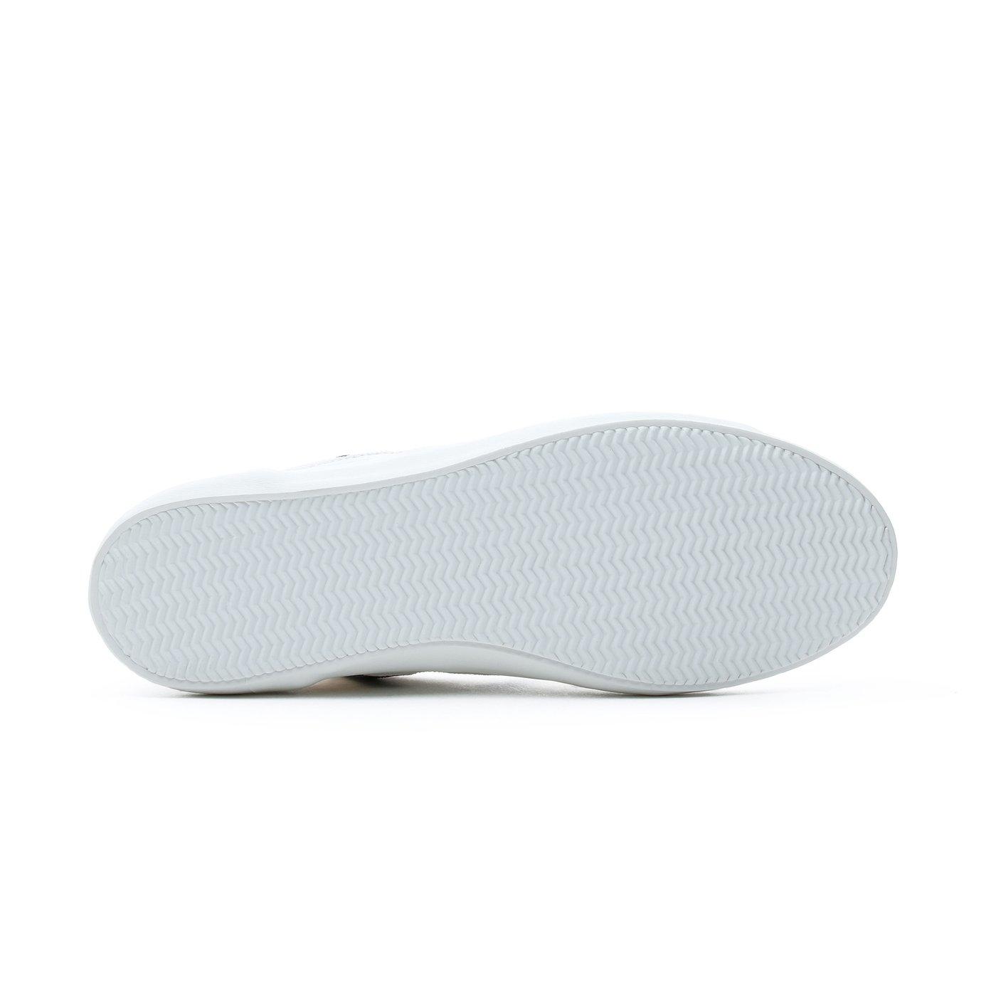 Lacoste Erkek Krem - Siyah Sideline 119 1 Casual Ayakkabı