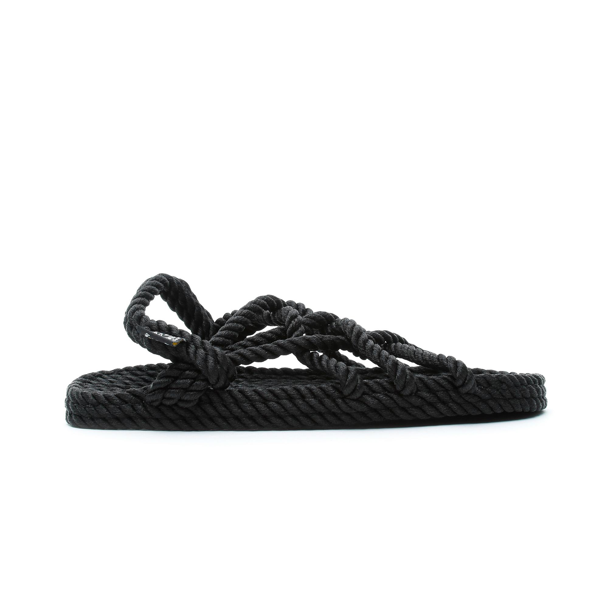 Nomadic State of Mind JC Kadın Siyah Sandalet