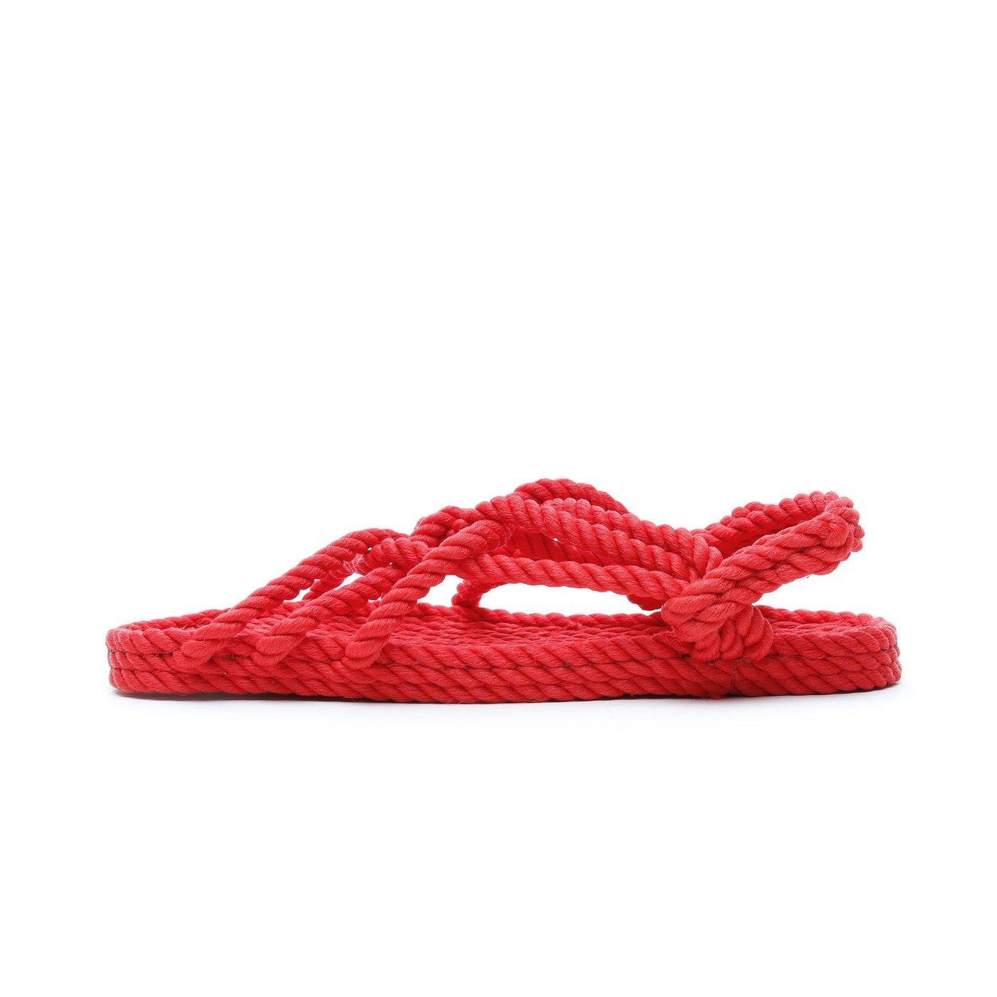 Nomadic State Of Mind Kadın Kırmızı Sandalet