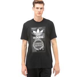 adidas Camo Gri Erkek T-Shirt