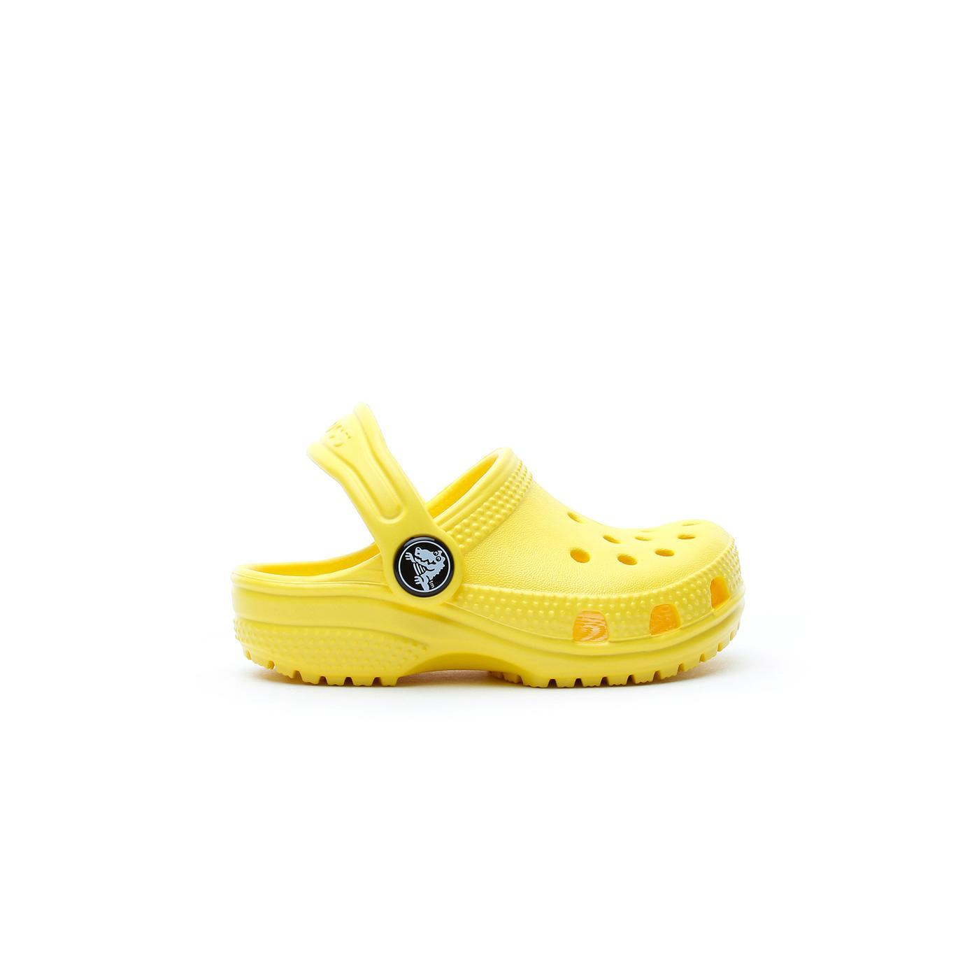 Crocs Classic Clog Sarı Terlik