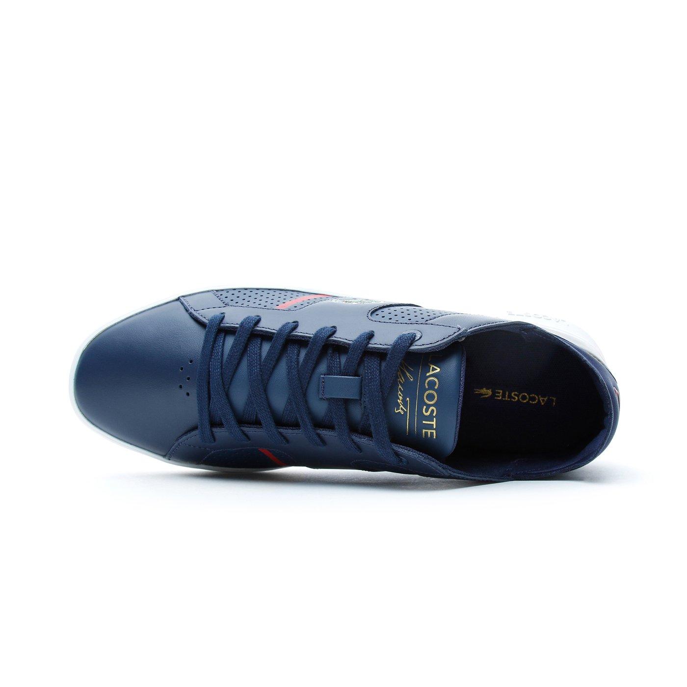 Lacoste Erkek Novas Lacivert Spor Ayakkabı