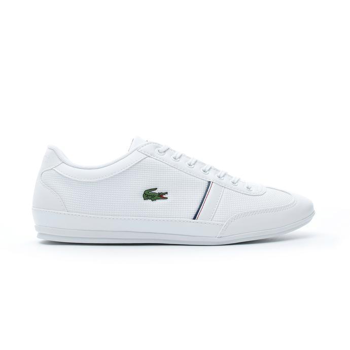 Lacoste Erkek Misano Sport 318 1 Beyaz Casual Ayakkabı