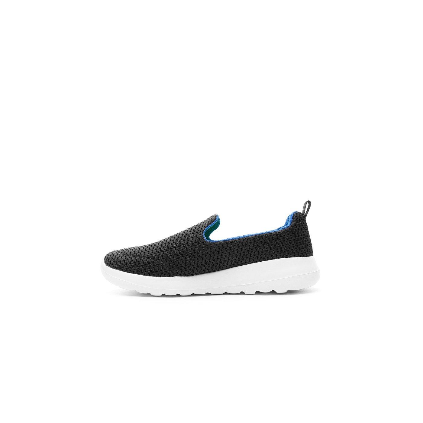 Skechers Go Walk Max Çocuk Siyah-Mavi Spor Ayakkabı
