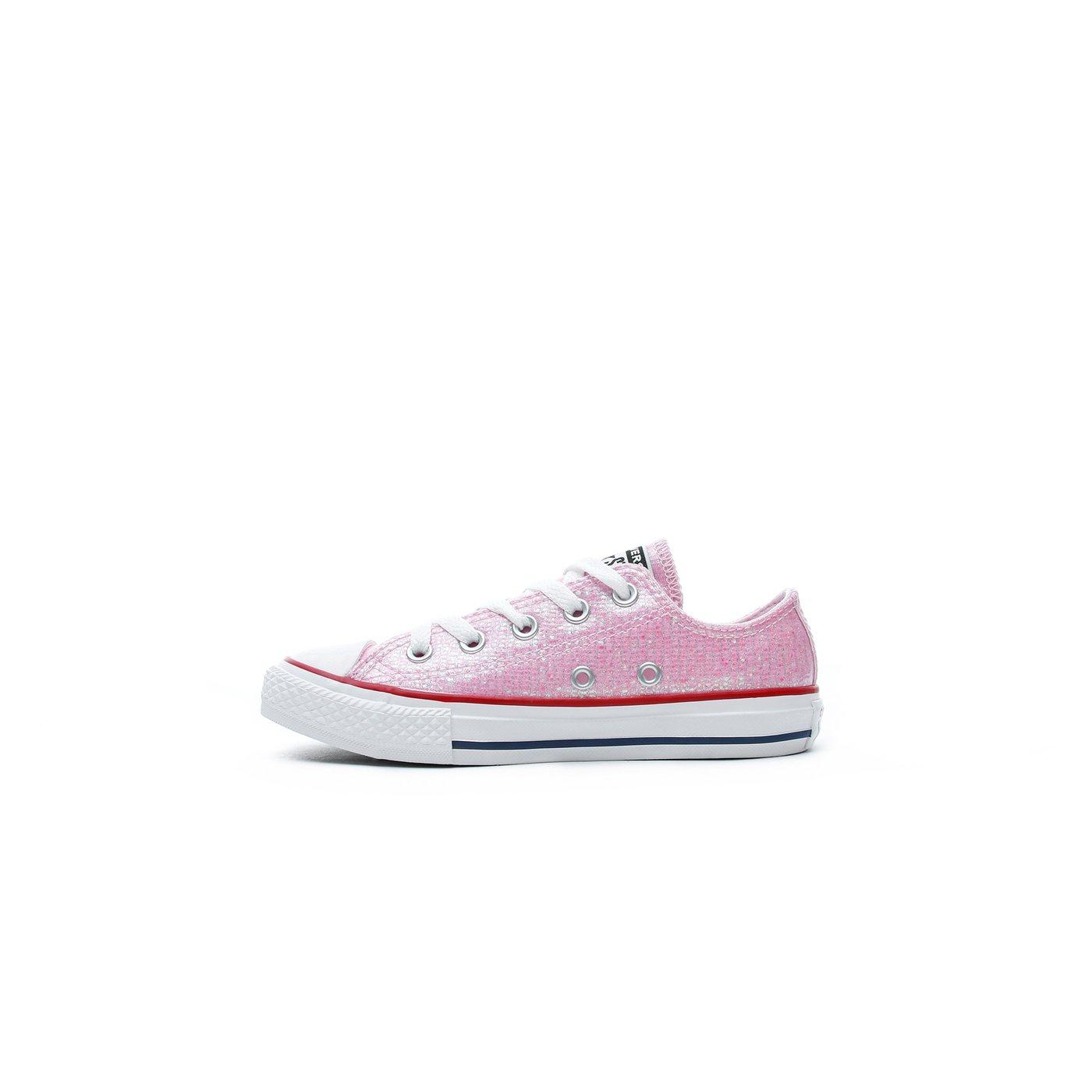 Converse Chuck Taylor All Star Sparkle Çocuk Pembe Sneaker