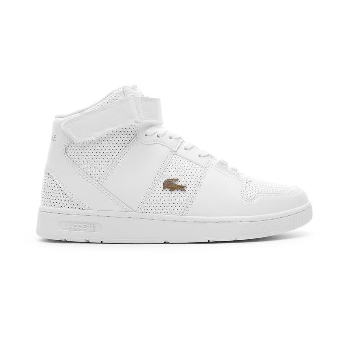 Lacoste Tramline Mid 120 3 SMA Erkek Beyaz Spor Ayakkabı