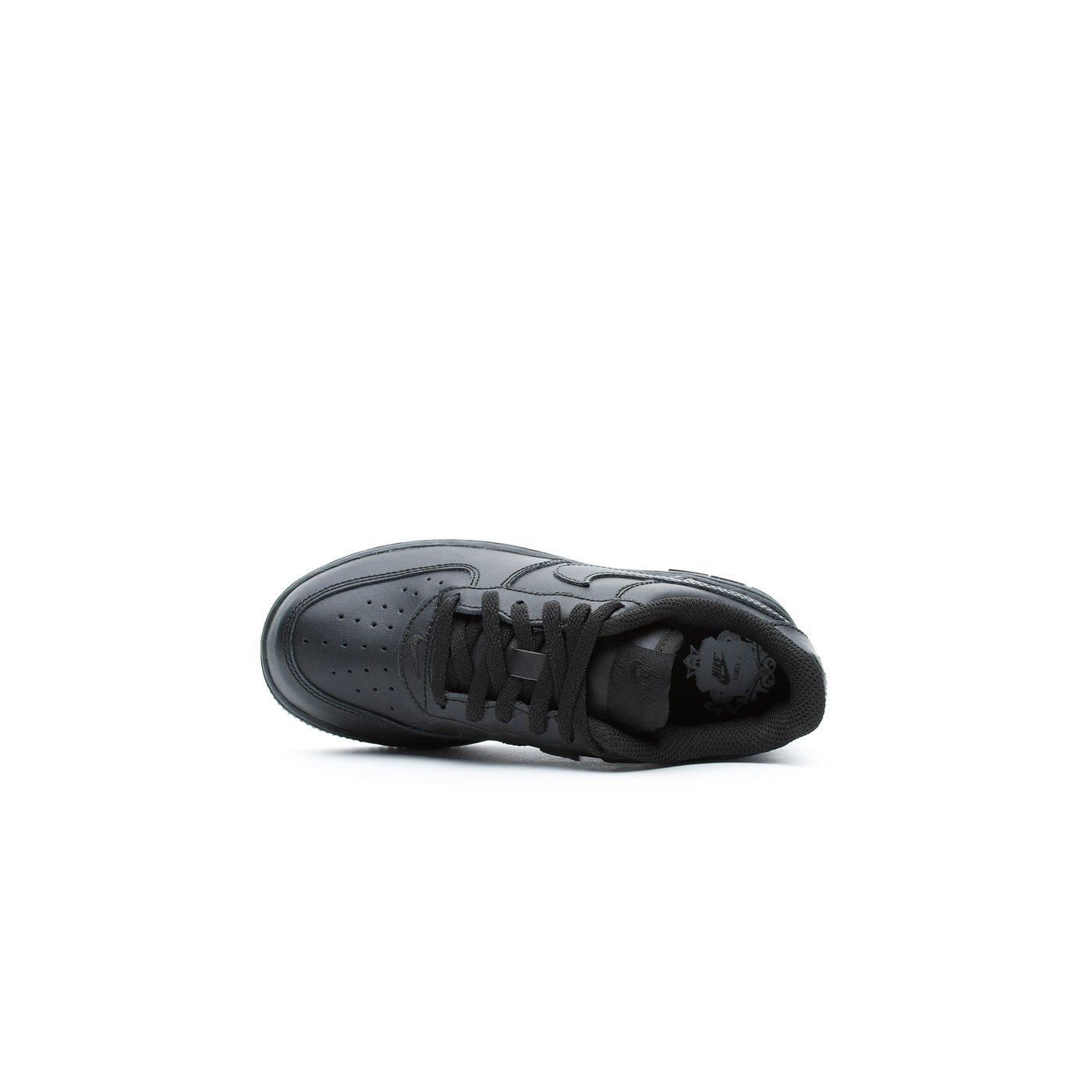 Nike Air Force 1 Çocuk Siyah Sneaker