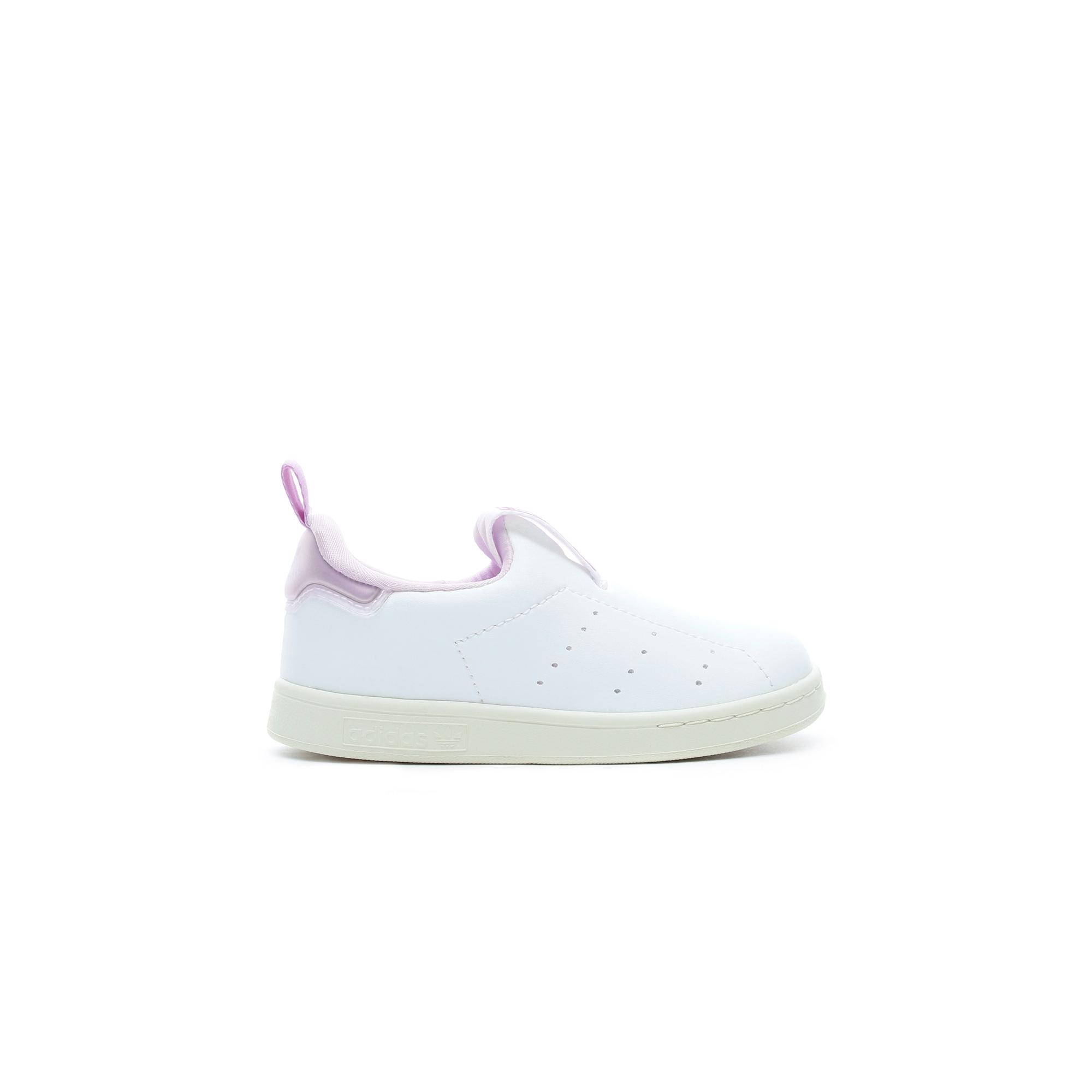 adidas Stan Smith 360 I Bebek Beyaz Spor Ayakkabı