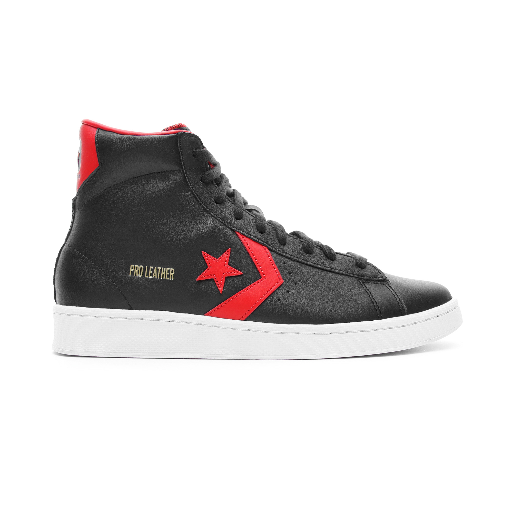 Converse Pro Leather Hi Erkek Siyah Sneaker