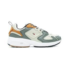 Tommy Hilfiger Heritage Erkek Yeşil Spor Ayakkabı