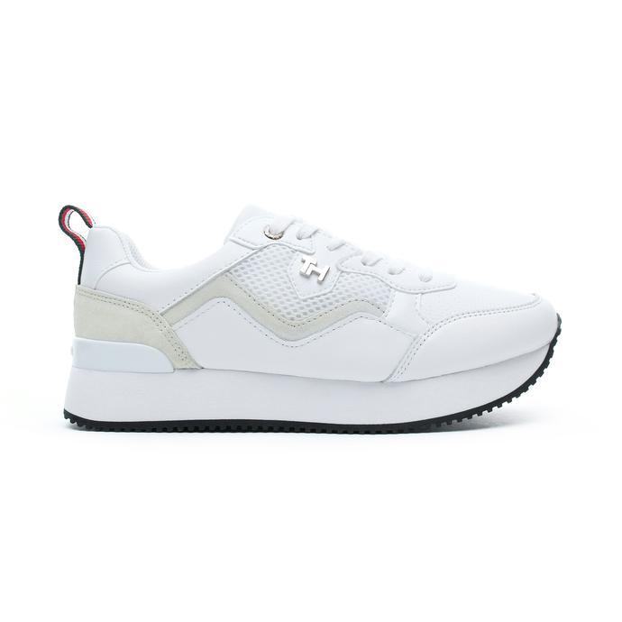 Tommy Hilfiger Dress City Kadın Beyaz Spor Ayakkabı