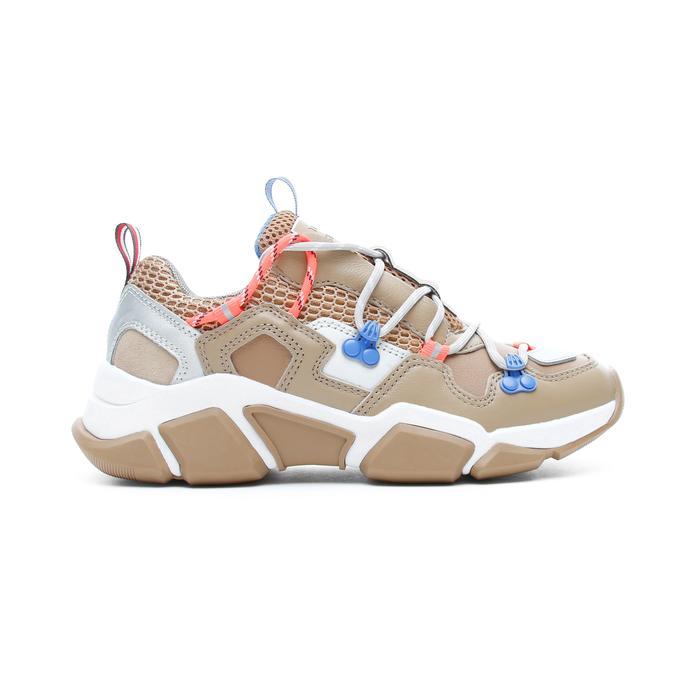 Tommy Hilfiger City Voyager Chunky Kadın Kahverengi Spor Ayakkabı
