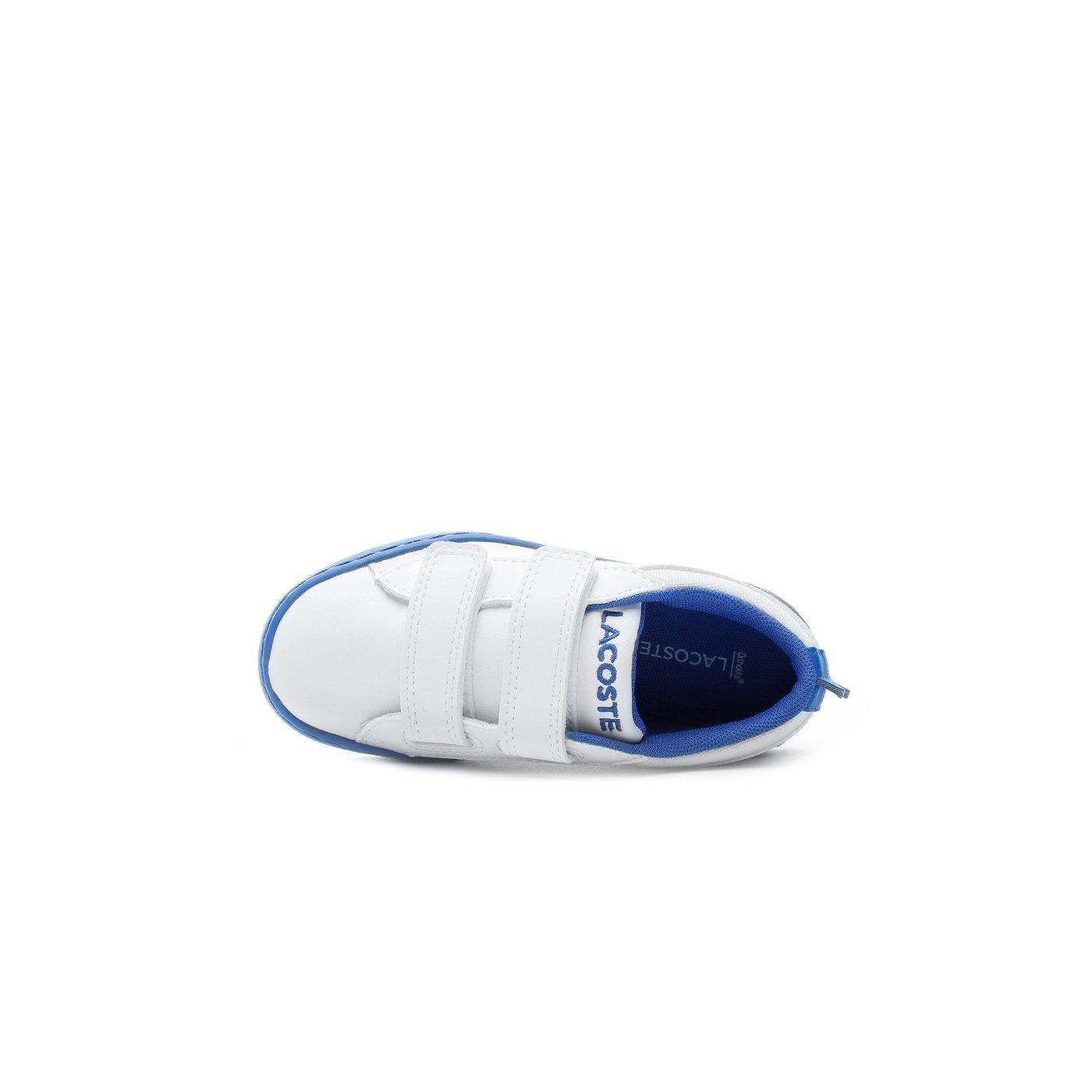Lacoste Çocuk Beyaz - Mavi Spor Ayakkabı