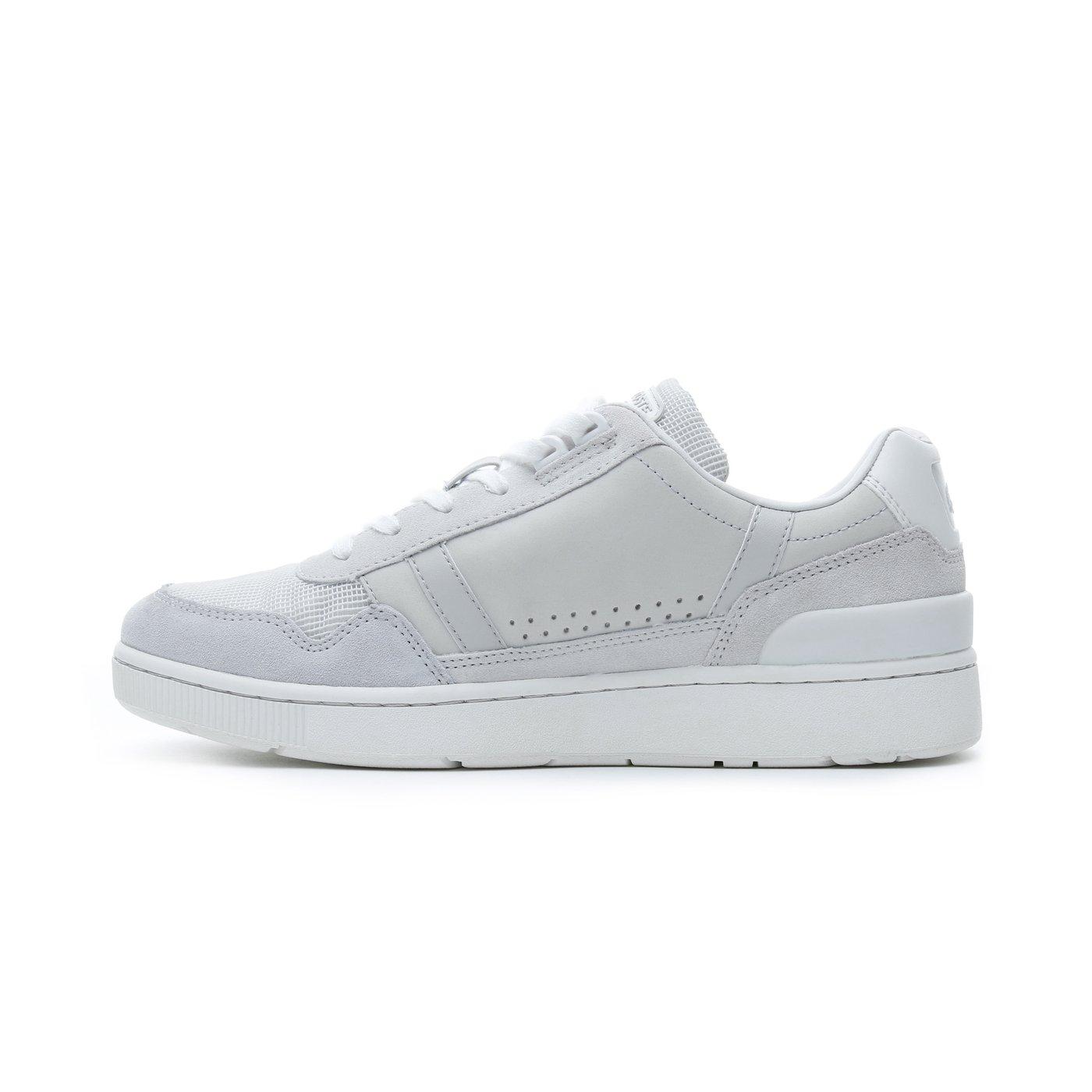Lacoste T-Clip Erkek Beyaz Spor Ayakkabı