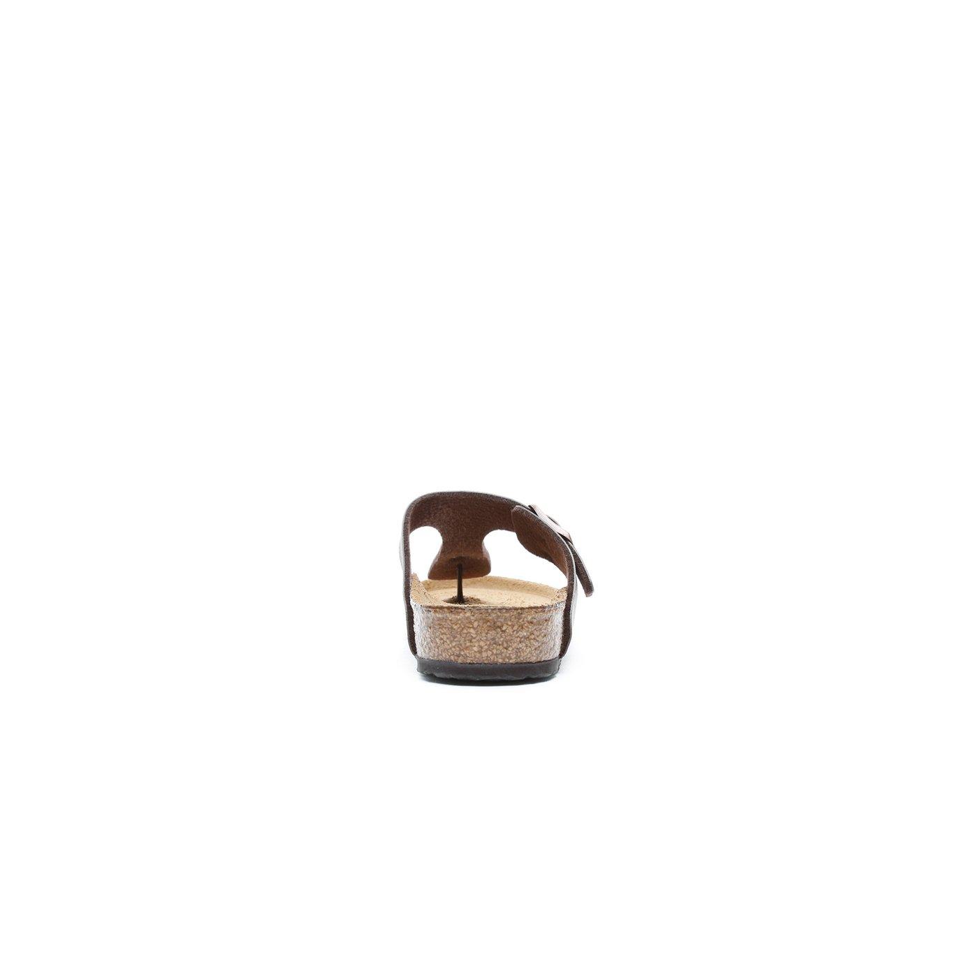 Birkenstock Gizeh Çocuk Kahverengi Terlik