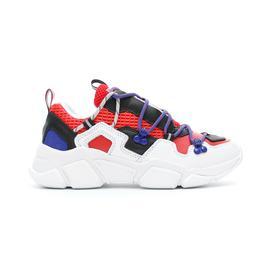 Tommy Hilfiger City Voyager Chunky Kadın Kırmızı Spor Ayakkabı