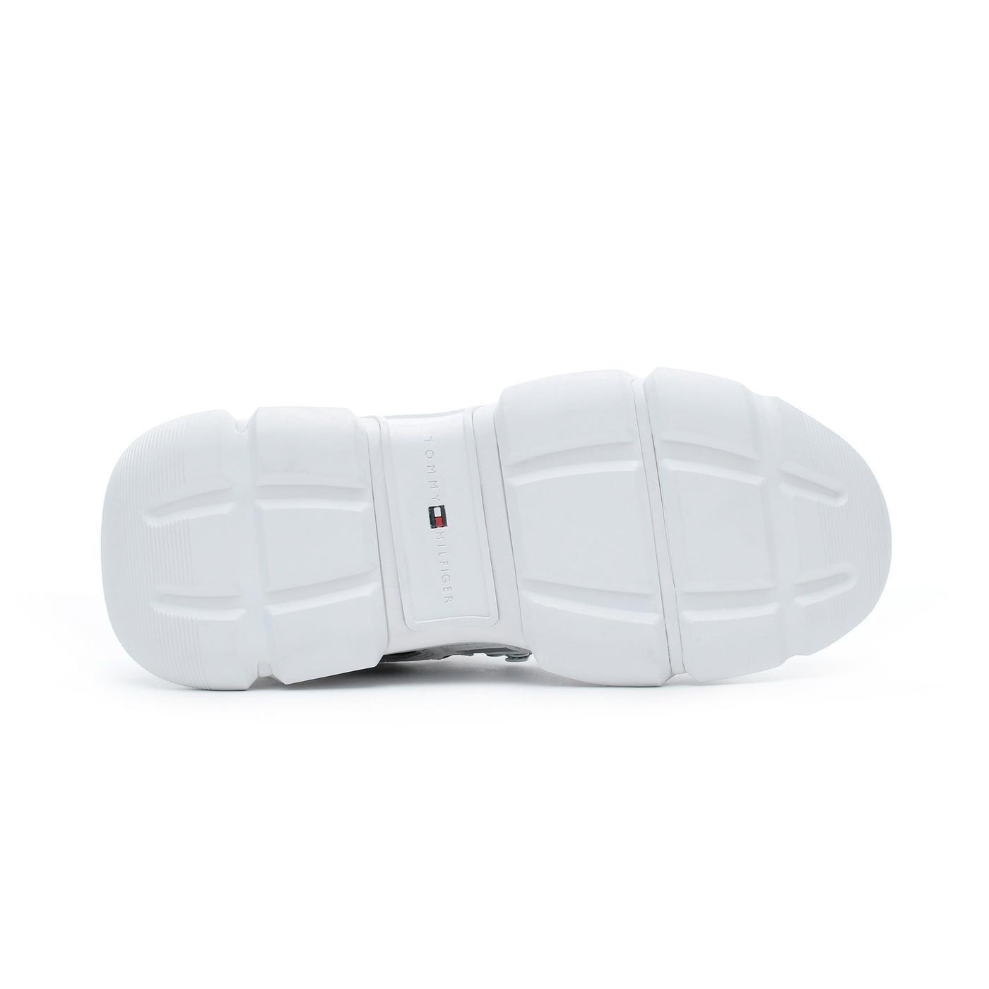 Tommy Hilfiger City Voyager Kadın Beyaz Spor Ayakkabı