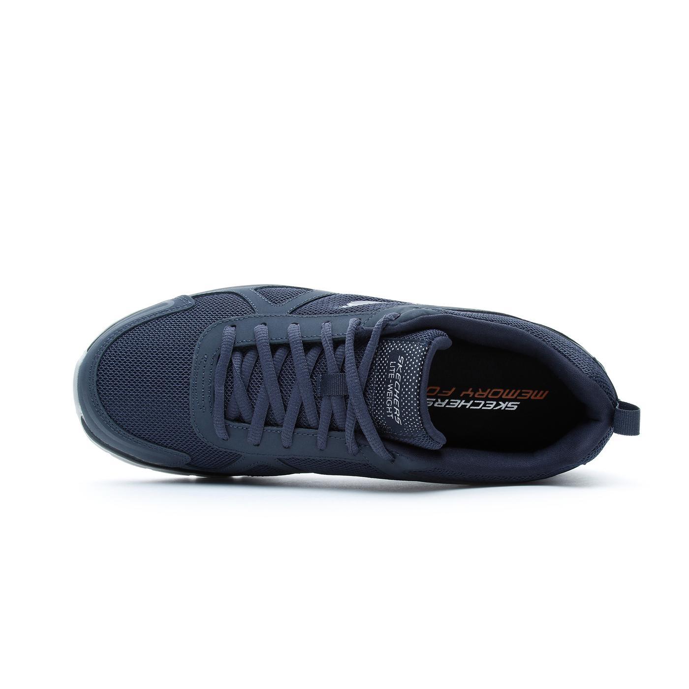 Skechers Track - Scloric Erkek Lacivert Spor Ayakkabı